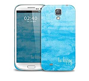 be happy Samsung Galaxy S4 GS4 protective phone case