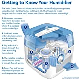 Vicks V3900 Germ Free Cool Mist Humidifier Cool