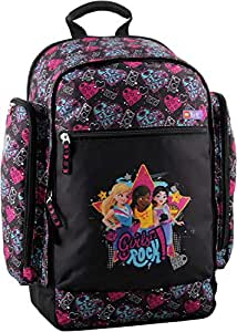LEGO Bags Mochila Escolar, Girls Rock (Rosa) - 400806441: Amazon.es: Equipaje