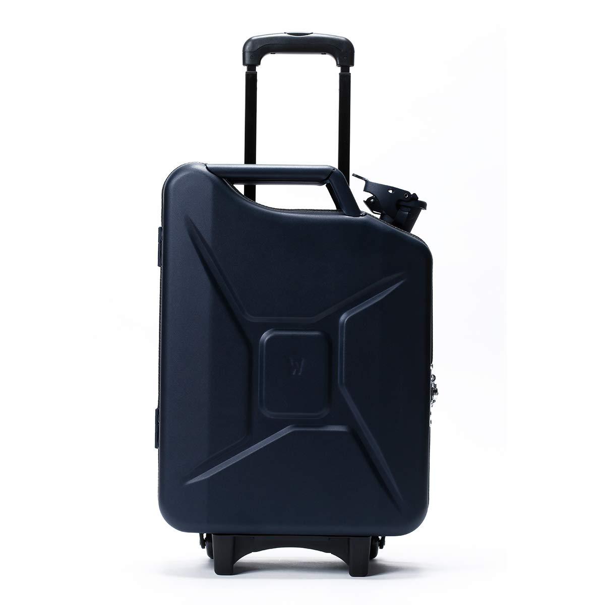 G-CASE(ジーケース) キャリーケース ミッドナイトブルー B07J3Y22TH