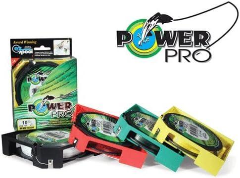 Power Pro Braid 0,08mm 275m 4Kg Hi-Vis Yellow PPBI27508Y Geflochtene Schnur
