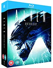Save on Alien Anthology [Films 1-4] [Blu-ray] [1979] [4 Disc Set] and more