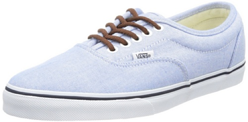 Vans U LPE (OXFORD) BLUE - Zapatillas de lona unisex azul - Blau ((Oxford) blue)