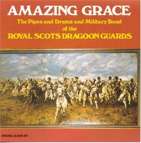 royal scots dragoon guards amazing grace CD Covers - photo#3