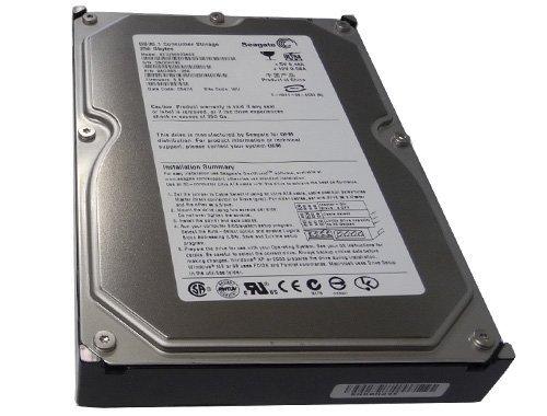 Seagate DB35 Series 250GB 7200RPM 8MB Cache IDE/Ultra ATA (PATA) 3.5