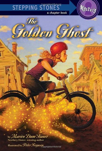 The Golden Ghost (A Stepping Stone Book(TM))