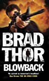 Front cover for the book Blowback by Brad Thor