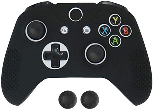 Deinbe Reemplazo para Xbox One Protector de Silicona Caso Cubierta ...