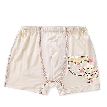 Ropa interior de algodón para niños - ropa de niños pequeños pantalones cortos de estudiantes de
