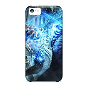 Iphone 5c Case Cover Skin : Premium High Quality Raiden Wins Case