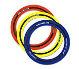 Yard Games 10'' Soft Touch Flying Rings (3-Pack)