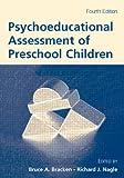 img - for Psychoeducational Assessment of Preschool Children book / textbook / text book