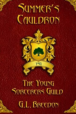 book cover of Summer\'s Cauldron