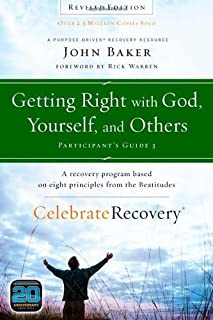 celebrate recovery vol 1 4 the journey begins participant guide rh amazon com celebrate recovery participant guide 1 pdf celebrate recovery participant guide 1 pdf