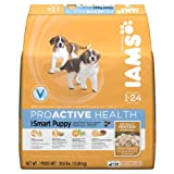 Iams ProActive Health Smart Puppy Large Breed Premium Puppy Nutrition, 30.6-Pound, My Pet Supplies