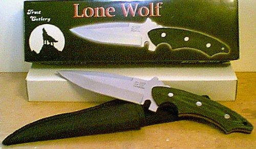 FROST CUTLERY LONE WOLF KNIFE #15-032B