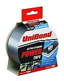 Unibond Power Tape Plus 20%, Silver 50mm x 25m