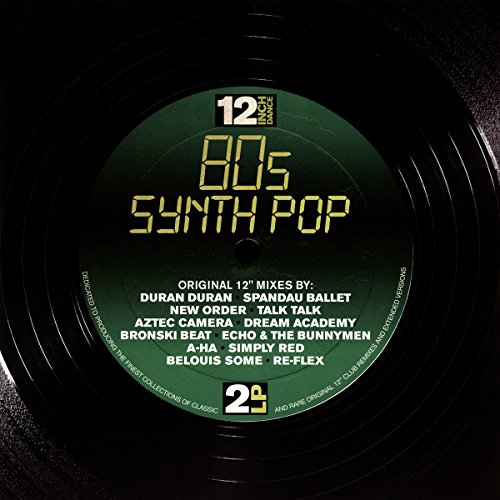 12 Inch Dance: 80s Synthpop - Inch Vinyl Record Lp 12