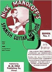 Nick manoloff spanish guitar method