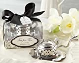 ''Tea for Two'' Teapot Tea Infuser [Set of 96]