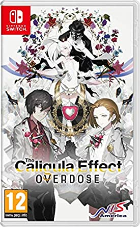 96c86e409 The Caligula Effect: Overdose (Nintendo Switch): Amazon.co.uk: PC ...