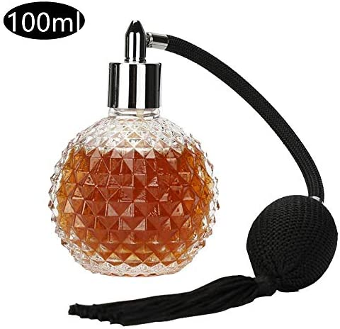 Spray Bitters Bottle for Cocktails - 100ml Glass Bitters Bot