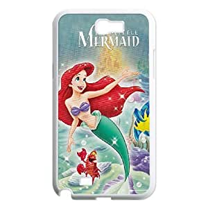 Samsung Galaxy Note 2 N7100 Phone Case The Little Mermaid Personalized Cover Cell Phone Cases GHW490109