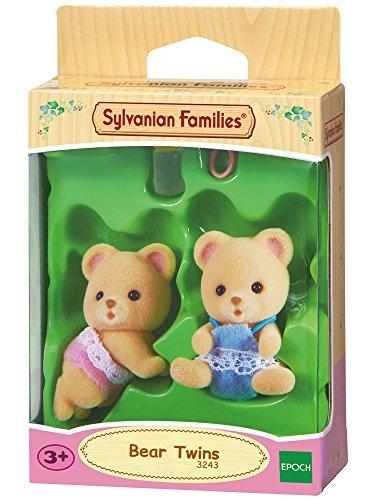 Sylvanian Families 3243 - Bären Zwillinge