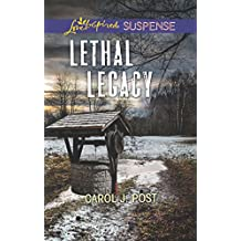 Lethal Legacy (Love Inspired Suspense)