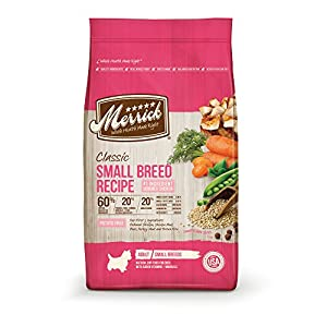 Merrick Classic Small Breed Dry Dog Food