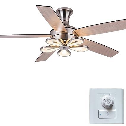 Ventilador de techo de moda Lámpara de ventilador eléctrico ...