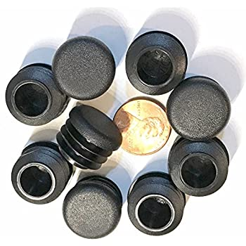 Pack Of 25 3 4 Quot Od Round End Caps 14 20 Ga 0 59 Quot 0