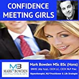 Confidence Meeting Girls / Women Hypnosis CD - Ladies love guys with confidence and yours will increase naturally and effectively when you are around women. Create an irresistible attraction towards you as your confidence with girls increases