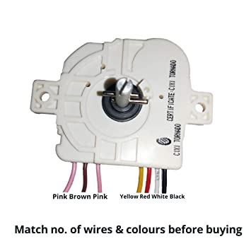 doctorspare Plastic Washing Machine Timer, 7 Wire/35 Minutes, Compatible  with Whirlpool 601 Model and Machine with Same Wires: Amazon.in: Home  Improvement | Whirlpool Washing Machine Timer Wiring Diagram |  | Amazon.in