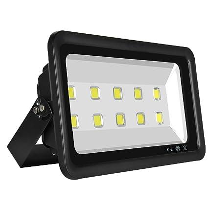 Attractive LAPUTA Black Exterior Led Flood Light,500W Outdoor Led Flood Lights ,50000lm,Cool