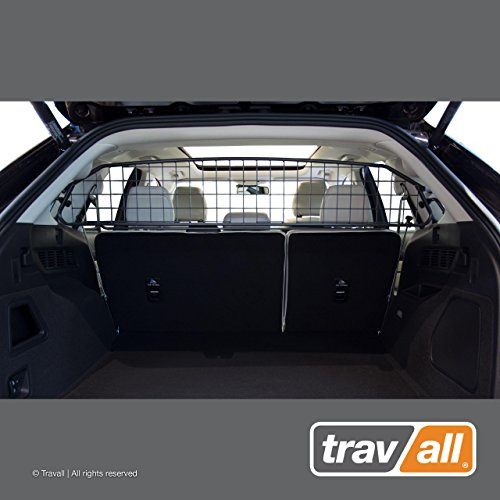 Travall Guard for Ford Edge (2014-Current) TDG1515 – Rattle-Free Luggage and Pet Barrier