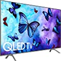 """Samsung QN75Q6FNA 75"""" Q6FN QLED Smart 4K UHD TV (2018 Model) - (Certified Refurbished)"""