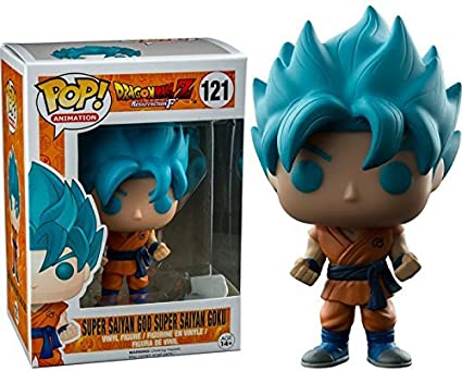 Amazon.com: Funko – Figura de Dragon Ball Z – Dios Super Son ...