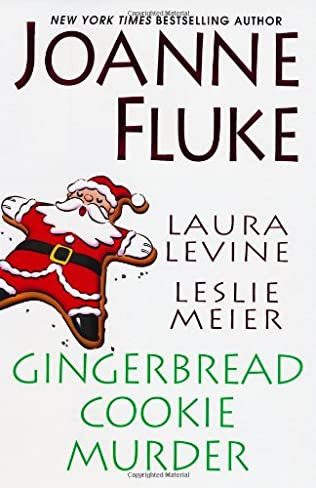 book cover of Gingerbread Cookie Murder