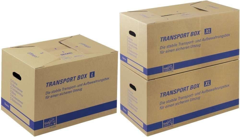 Amazon.com: Colompac 225714 - Transport Box 500 x 350 x 355cm - 10 Units: Office Products
