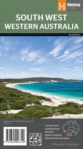 Western Australia South West NP: HEMA.2.030 Western Australia South West NP: HEMA.2.030