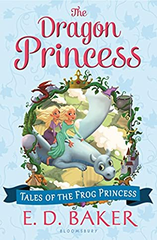 book cover of The Dragon Princess