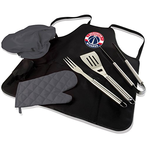 NBA Washington Wizards BBQ Pro Tote, Black
