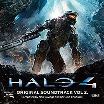 Halo 4 (Original Soundtrack), Vol  2 by Various artists on