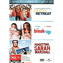 Couples Retreat / Forgetting Sarah Marshall / The Break Up DVD