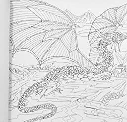 37 helpful votes - Dragon Coloring Books