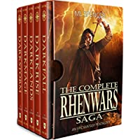 Deals on The Complete Rhenwars Saga: An Epic Fantasy Pentalogy Kindle
