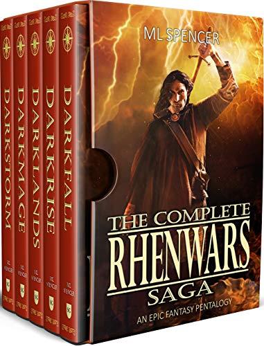 The Complete Rhenwars Saga: An Epic Fantasy Pentalogy by [Spencer, M.L.]