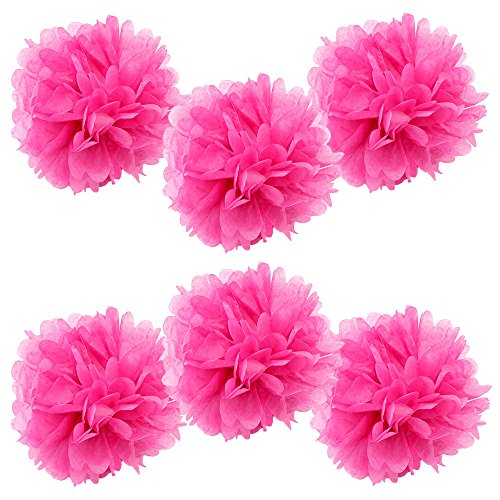 WYZworks Set of 6 - FUCHSIA 14
