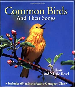 Common Birds and Their Songs (Book and Audio CD): Lang